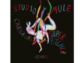 """STUDIO MULE - Carnaval Superpitcher Remixes (12"""" Vinyl)"""