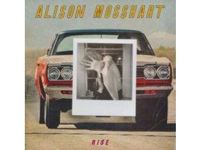"ALISON MOSSHART - Rise / It Aint Water (7"" Vinyl)"