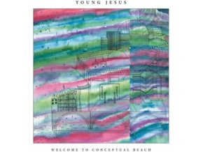 YOUNG JESUS - Welcome To Conceptual Beach (LP)