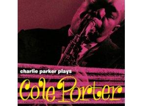 CHARLIE PARKER - Plays Cole Porter (+4 Bonus Tracks) (Yellow Vinyl) (LP)