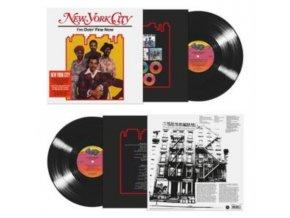 NEW YORK CITY - Im Doing Fine Now (LP)