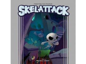 JAMAL GREEN - Skelattack - Original Video Game Soundtrack (LP)