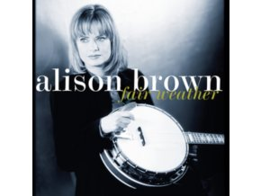 ALISON BROWN - Fair Weather (LP)