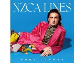 NZCA LINES - Pure Luxury (Neon Pink Vinyl) (LP)