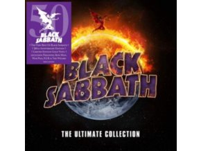 BLACK SABBATH - The Ultimate Collection (Gold Vinyl) (LP)