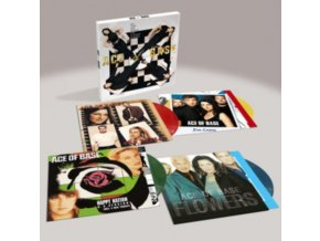 ACE OF BASE - All That She Wants - The Classic Albums (Green/Red/Blue/Yellow Vinyl) (LP)