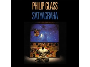 GLASS, PHILIP - SATYAGRAHA (3 LP / vinyl)