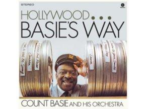 COUNT BASIE - Hollywood... Basies Way (LP)