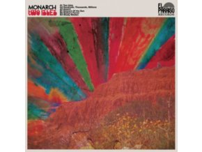 MONARCH! - Two Isles (LP)