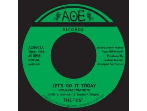 "US - LetS Do It Today (Procrastination) (7"" Vinyl)"