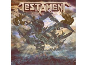 TESTAMENT - The Formation Of Damnation (LP)