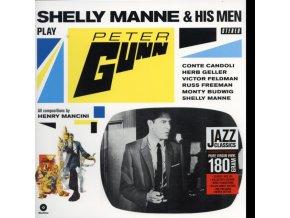 SHELLY MANNE - Play Peter Gunn (LP)