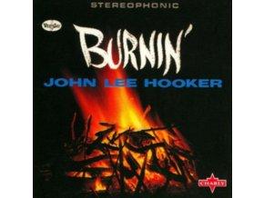 JOHN LEE HOOKER - Burnin (LP)