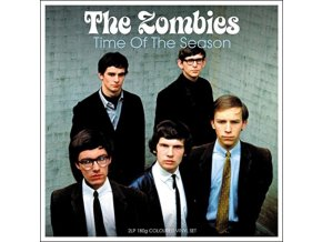 ZOMBIES - Time Of The Season (Electric Blue Vinyl) (LP)