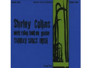 "SHIRLEY COLLINS - Shirley Sings Irish (7"" Vinyl)"