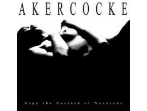 AKERCOCKE - Rape Of The Bastard Nazarene (LP)