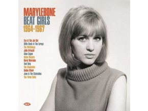 VARIOUS ARTISTS - Marylebone Beat Girls 1964-1967 (LP)
