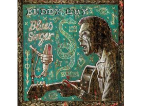 BUDDY GUY - Blues Singer (LP)