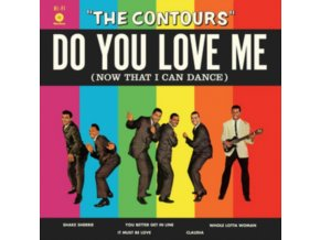 CONTOURS - Do You Love Me (Now That I Can Dance) (LP)
