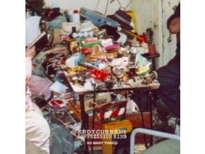 EDDY CURRENT SUPPRESSION RING - So Many Things (LP)