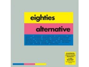 VARIOUS ARTISTS - 80s Alternative (LP)