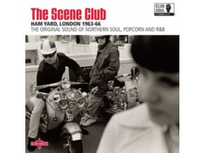 VARIOUS ARTISTS - The Scene Club (LP)