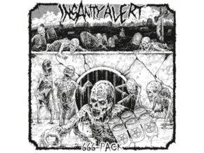 INSANITY ALERT - 666-Pack (Clear Vinyl) (LP)