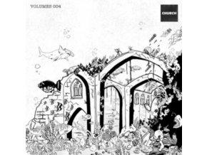 "VARIOUS ARTISTS - Church Volumes 004 (12"" Vinyl)"