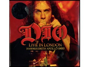 DIO - Live In London - Hammersmith Apollo 1993 (LP)