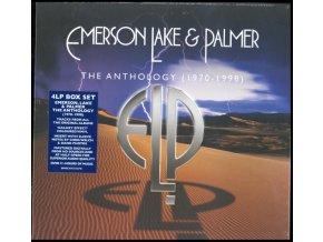 EMERSON. LAKE & PALMER - The Anthology (LP)