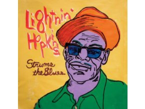 LIGHTNIN HOPKINS - Strums The Blues (LP)