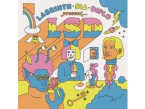 LSD - Labrinth. Sia & Diplo Present... (LP)