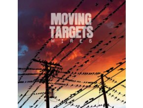 MOVING TARGETS - Wire (LP)