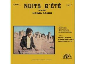 ABDOU EL OMARI - Nuits Dete Avec Naima (LP)