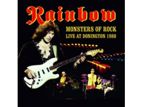 RAINBOW - Monsters Of Rock Live At Donington 1980 (Limited Edition) (LP + CD)