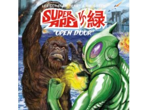 LEE PERRY & MR. GREEN - Super Ape Vs. Green: Open Door (LP)