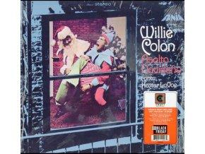 HECTOR LAVOE & WILLIE COLON - Asalto Navideno (Translucent Red Vinyl) (Black Friday 2019) (LP)