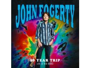 JOHN FOGERTY - 50 Year Trip: Live At Red Rocks (LP)