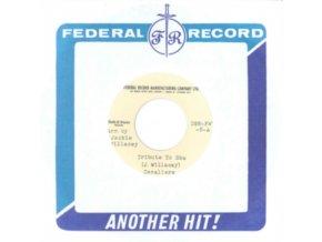 """CAVALIERS - Tribute To Ska (7"""" Vinyl)"""