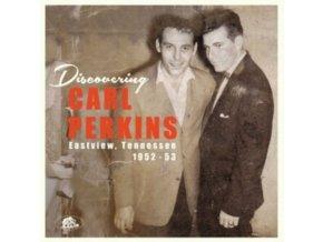 CARL PERKINS - Discovering Carl Perkins - 1952-54 (LP)