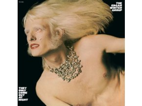 EDGAR WINTER - They Only Come Out At Night (LP)
