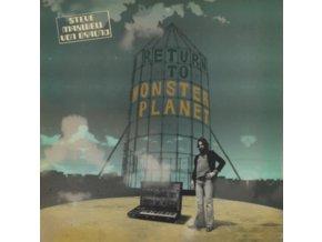 STEVE MAXWELL VON BRAUND - Return To Monster Planet (LP)