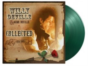 WILLY DEVILLE - Collected (Transparent Green Vinyl) (LP)