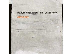 MARCIN WASILEWSKI TRIO & JOE LOVANO - Arctic Riff (LP)
