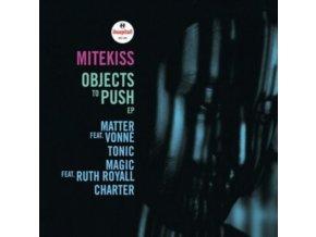 "MITEKISS - Objects To Push (12"" Vinyl)"
