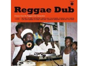 VARIOUS ARTISTS - Reggae Dub - Classics From The Reggae Dub (LP)