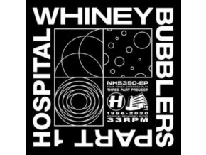 """WHINEY - Bubblers Part One (12"""" Vinyl)"""