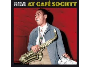 CHARLIE PARKER - At Cafe Society (Red Vinyl) (LP)