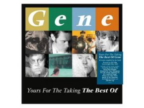 GENE - Yours For The Taking - The Best Of (Blue Vinyl) (LP)