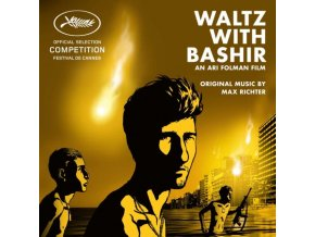 MAX RICHTER - Waltz With Bashir (LP)
